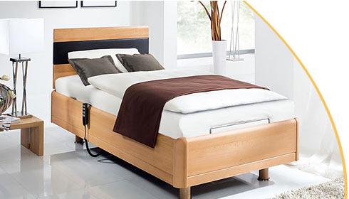 Höhenverstellbare Komfortbetten Siesta Bettenstudio