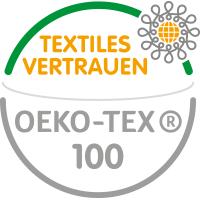 OEKO-TEX® 100 Textiles Vertrauen